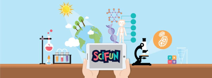 Making Learning Science Fun (SciFuN)